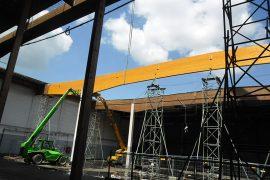 """Gutachterliche Stellungnahme zum  """"Teileinstrurz"""" der Brettschichtholz-Dachkonstruktion"""